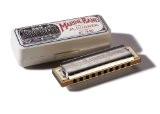 HOHNER - 1896/20 Harmonica marine band 10 tr en FA