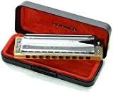 Hohner M200510X Harmonica Marine Band Deluxe - La