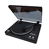 Ibis LP200 Platine-Disques USB Noir