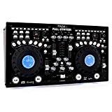 Ibiza FULL-STATION Mixeur DJ Noir