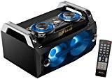Ibiza SPLBOX120 Chaîne Hi-Fi à LED 120 W
