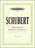 Impromptus und Moments Musicaux Opus 90, 94 und 142