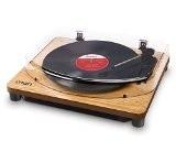 ION Audio Classic LP Wood | Platine Vinyle et Convertisseur USB pour Mac et PC avec Logiciel de Conversion - ...