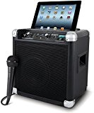 ION Audio Tailgater Bluetooth   Sono 50W Portable avec Radio AM/FM Intégrée et Technologie Bluetooth Sans Fil pour iPad/iPod/iPhone/Android