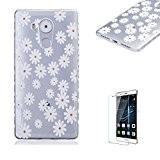 'iPhone 7Plus 5.5/LG K4/K5/K7/K8/K10/Moto G4/G4/Plus/Huawei Mate 8étui de protection Full Body avec [sans funyye de film de protection d'écran] [multicolores ...