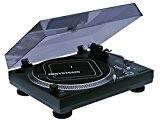 JB Systems Q1 Platine vinyle USB Noir