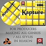 KAPTURE - The Propellerhead Reason Refill - La seule drum & bibliothèque de percussions vous aurez jamais besoin. 30.000 échantillons