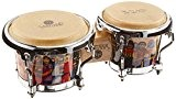 "Latin Percussion Santana Bongos mini accordable 3 1/2"" + 4 1/4"""