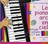 Le Piano arc en ciel
