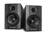 M-Audio BX5 D2 | Paire d'Enceintes de Monitoring Actives 70W Compactes - Système Audio Mac et PC de Référence pour ...