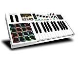 M-Audio Code 25   Clavier Maître USB MIDI 25 Touches AfterTouch avec Pad Tactile X/Y