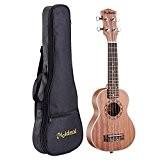 M G Fly Young Ukulélé Ukulélé muh-21Meideal 53,3cm professionnel pour guitare acoustique Ukulélé soprano sapelli pour professionnel avec sac de ...