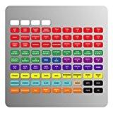 Magnétique Étiquettes pour Yamaha 02r96/01V96i/dm-1000/dm-2000/03D Mixage