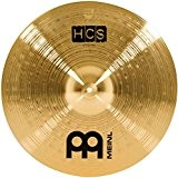 Meinl HCS18CR Cymbale Crash Laiton