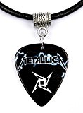 Metallica Collier de plectre de guitare médiators