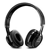 Mpow Casque Bluetooth Sans Fil, Casque Audio Lecteur MP3, Casque Audio Sans Fil avec Micro, Casque Sport Anti Bruit, Ecouteur ...