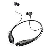 Mpow Écouteurs Bluetooth Stéréo,Casque Sans Fil Sport ,Casque Audio Bluetooth,Écouteurs Intra-auriculaires, Oreillette Bluetooth mpow,CVC 6.0 Anti-Bruit/ Bluetooth 4.1/ 13 Heures ...