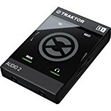 Native Instruments Traktor Audio 2 MK2 Interface audio DJing avec 2 Sorties stéréo Noir