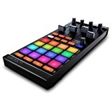 Native Instruments Traktor Kontrol F1 Contrôleur de Remix DJ Noir