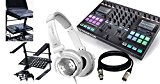 Native instruments traktor kontrol S5/Stand/bonnet Denon DJ/câbles audio Bundle