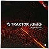 Native Instruments Traktor Scratch Pro Control Vinyle MK2 Blanc