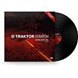 Native Instruments Traktor Scratch Pro Control Vinyle MK2 Noir