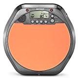 Neewer Pad d'entraînement Batterie Numérique Practice Drum Pad Métronome percussions d'entraînement pratique avec écouteurs stéréo