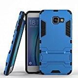 Nnopbeclik [Armor Séries Style] 2in1 Conception Coque Samsung Galaxy A3 2016 Silicone Etui en Bonne Qualité TPU+PC Housse pour Samsung ...