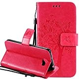 Nnopbeclik Coque Huawei Y5 2 Neuf Mode Fine Folio Wallet/Portefeuille en Bonne Qualité PU Cuir Housse pour Huawei Y5 II ...