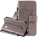 Nnopbeclik Coque Huawei Y625 Neuf Mode Fine Folio Wallet/Portefeuille en Bonne Qualité PU Cuir Housse pour Huawei Y625 Coque Cuir ...
