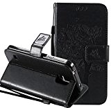 Nnopbeclik Coque Samsung Galaxy S5 New Mode Fine Folio Wallet/Portefeuille en Bonne Qualité PU Cuir Housse pour Samsung Galaxy S5 ...