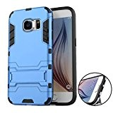 Nnopbeclik [Coque Samsung Galaxy S7 Silicone] 2in1 Conception Double Couche [New] Etui en Bonne Qualité TPU+PC Housse pour Samsung Galaxy ...