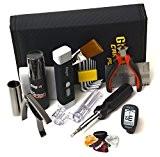 Nouveau! Elagon - Pro Care PLUS Kit pour toutes guitares. Kit complet d'entretien et de nettoyage. Tout ce qu'il faut ...