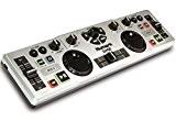 Numark DJ2GO | Contrôleur DJ Ultra-Compact pour Mac et PC + Logiciel