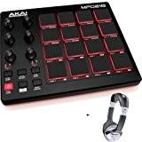 Pack Akai MPD218 - Surface de contrôle MPC USB/MIDI + Casque