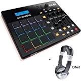 Pack Akai MPD226 - Surface de contrôle MPC USB/MIDI + Casque Offert