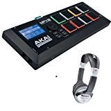Pack Akai MPX 8 - Lecteur de sample sur carte SD + Casque