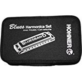 Pack Hohner Blues Band - 7 Harmonicas diatoniques d'initiation C-D-E-F-G-A-Bb