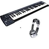 Pack M-Audio Keystation 49 II - Clavier maître MIDI USB 49 notes + Casque