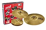 Paiste - Pack cymbales pour batteries acoustiques Cymbales PST3 Univ SET 14/16/20