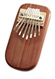 Percussions ETHNO BDCR - KALIMBA PLATE DIATONIQUE - CEDRE ROUGE (MADE IN USA) Kalimba