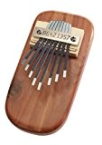 Percussions ETHNO BDCR-P - KALIMBA 8 NOTES PLATE PENTATONIQUE - CEDRE ROUGE (MADE IN USA) Kalimba