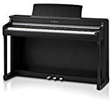 Pianos numériques KAWAI CN35 NOIR SATINE Pianos numériques meubles