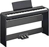 Pianos numériques YAMAHA P115 NOIR + STAND Pianos numériques portables