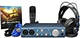 Presonus ITwoStudioBundle Interface audio Noir