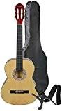 Rocket XF série Pack Guitare Classique 4/4 avec Housse/Accessoires