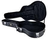 Rocktile WSCASE-BK Deluxe Étui à guitare folk