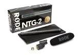 Rode NTG-2 Microphone à ruban