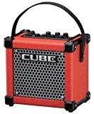 Roland Micro Cube GXR amplificateur pour guitare - Rouge