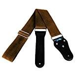 Sangle pour guitare acoustique-Doux coton sans diapositive Pendant jouer et coupe dans votre corps comme en nylon-Large Gamme de réglage ...